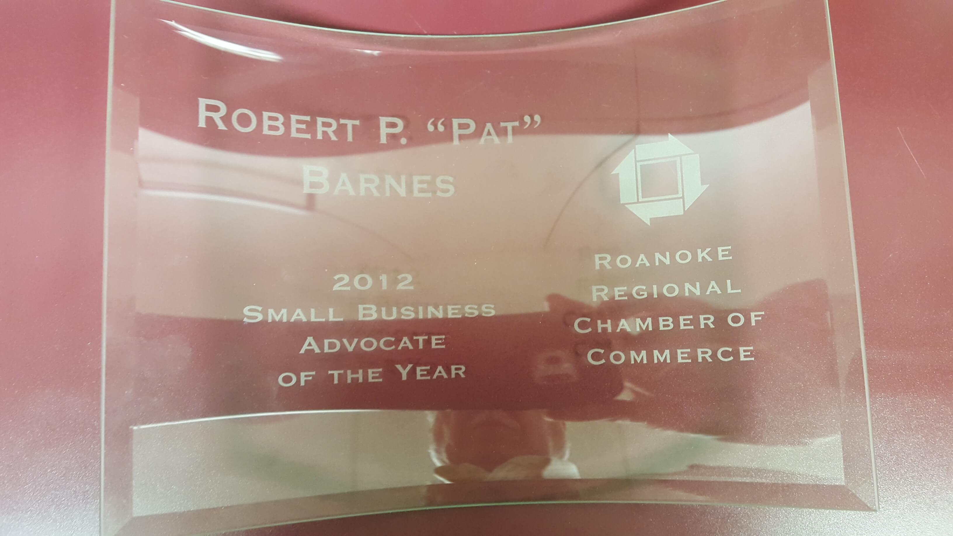 Roanoke-Small-Business-Award